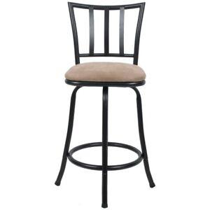 Robinson Adjustable Height Barstool Dark Bronze - Cheyenne Products
