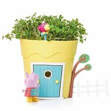 Peppa Pig PP101 Grow & Play Pots Kids' Animal & Insect Habitat Kits, Multi