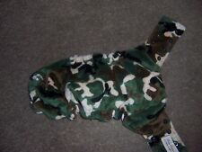 Diaper Change Camo fitted cloth diaper