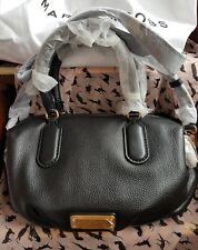 Authentic Marc by Marc Jacobs Q leggenda Small Nera in Pelle Tote Borsa a Tracolla Borsa