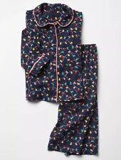 GAP Baby Toddler Girls Size 12-18 Months Festive Christmas Lights Pajama PJ Set