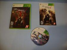 The Darkness II (Microsoft Xbox 360, 2012)