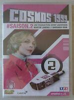 DVD Cosmos 1999 Saison 2 de Gerry Anderson neuf