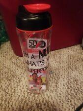 50 Strong Nurse Water Bottle