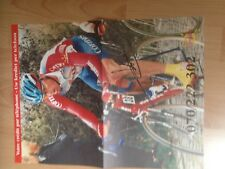 Cyclisme, ciclismo, wielrennen, radsport, cycling, POSTER CHRIS PEERS