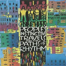 A TRIBE CALLED QUEST - PEOPLE'S INSTINCTIVE TRAVELS (LP Vinyl) sealed