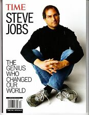 Time Special *STEVE JOBS - Genius Who Changed Our World*  APPLE iPhone iPad NEW