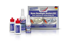 Nano Headlight Restore Coating Kit Perfect Gloss high quality made in Germany