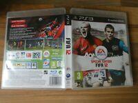 FIFA 12 -- Special Edition (Sony PlayStation 3, 2011) - European Version