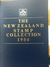 The New Zealand Stamp Collection 1984