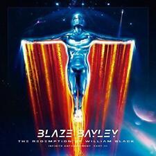 Blaze Bayley - The Redemption Of William Black (Infinite Entanglement P (NEW CD)