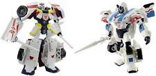 TAKARA TOMY Transformers TAVVS05 drift origin & Jazz Battle mode New Japan