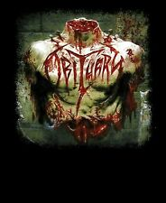 OBITUARY cd cvr INKED IN BLOOD / BLOODY TORSO Official TOUR SHIRT 3XL new