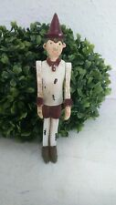 Pinocchio Pinochio Figur Deko Shabby Chic Vintage Landhaus 20cm