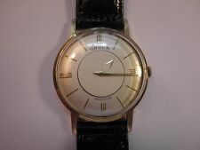 B128: Mens Vintage Gruen Mystery Dial Watch