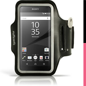 Running Jogging Sports Armband for Sony Xperia Z5 Compact E5803 5823 Fitness Gym