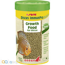 sera Discus ImmunPro Nature 250mL Growth Fish Food For Discus with Probiotics