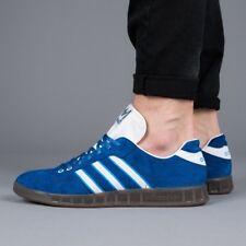 Adidas Handball Kreft SPZL Spezial Royal Blue White Brown Men's 11 Shoes DA8748