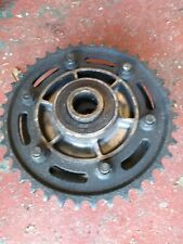 Suzuki Hayabusa Sprocket Carrier from 1999