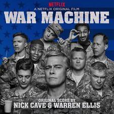 Nick Cave and Warren Ellis War Machine CD European Invada 2017 19 Track in