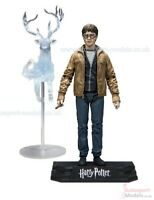 """Harry Potter ~ Harry Potter & Stag Petronas ~ 7"""" action figure by McFarlane"""