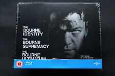 The Bourne Trilogy | Play Exclusive | Blu-ray SteelBook