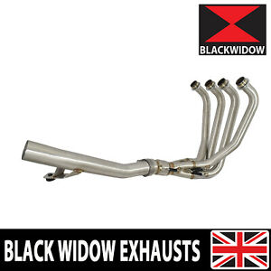 SUZUKI GSF 1200 GSF 600 GSF 650 BANDIT RACE EXHAUST DOWNPIPES + LINK PIPE 95-07