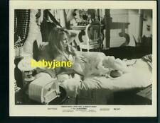 BRIGITTE BARDOT VINTAGE 8X10 PHOTO SEXY IN BED 1958 LA PARISIENNE