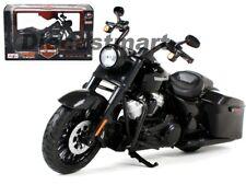 Maisto 1:12 Harley Davidson 2017 Road King Special 32336 Black Motorcycles Bike