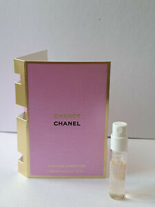 Chanel Chance EDP 1.5ml official sample spray, new & fresh