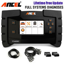 OBD2 Diagnostic Scanner Full System Car Engine AT ABS Airbag SRS EPB Oil Reset