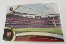Premier League Arsenal Soccer Trading Cards 2016-2017 Season