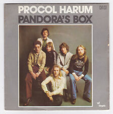 SP 45 TOURS PROCOL HARUM PANDORA'S BOX CHRYSALIS CHA133 en 1975