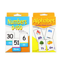 36 Pieces Flash Cards for Kindergarten Toddlers Preschool 4-6 years
