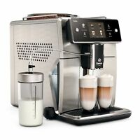 SAECO SM7685 / 00 XELSIS coffee espresso super automatic machine silver steel