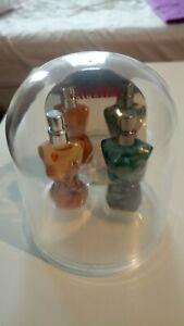 Globe miniatures JEAN-PAUL GAULTIER