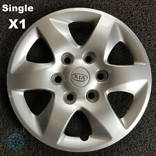 "Kia Carnival 16"" Genuine Hubcap AS IS (Single x1)"