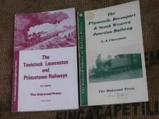 More details for tavistock, launceston &princetown rlys + plymouth, devonport & sw jc rly oakwood
