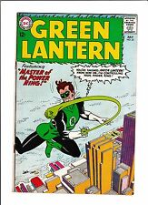 "GREEN LANTERN #22  [1963 VG-FN]  ""MASTER OF THE POWER RING!"""