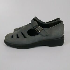 Munro Tech American Womens Shoe Size 5W Shock Absorbing Heel Mary Jane.