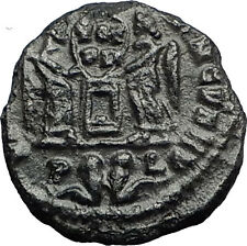 CONSTANTINE I the GREAT 320AD Lyons Authentic Ancient Roman Coin VICTORY i60004