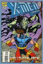 X-Men 2099 #16 (Jan 1995, Marvel) John Francis Moore Ron Lim
