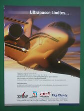2006 PUB AIRLINE TAM LINHAS AEREAS CESSNA BRASILEIRAS AVIATION PORTUGUESE AD