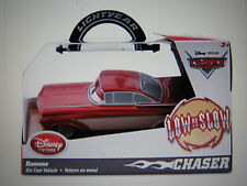 DISNEY PIXAR CARS LOW N SLOW RAMONE CHASER DISNEY STORE EXCLUSIVE