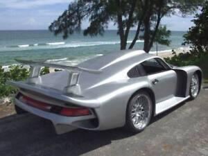 Porsche 911 GT-1 Style Body Kit air cooled flat six supercar lemans winner