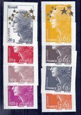 France Marianne timbres maxi 4662A/4662Q neuf** TB