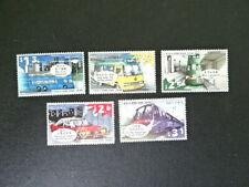 Hong Kong 882-886 transport 1999 MNH-postfris
