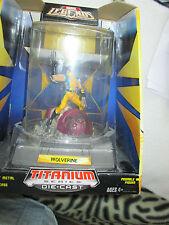 Marvel Legends Wolverine Titanium Die Cast Figurine