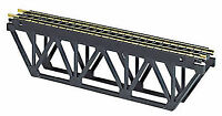 Atlas N Deck Truss Bridge Item #2547. New