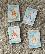Peter Rabbit Blue Table Confetti Baby Shower Party Decoration